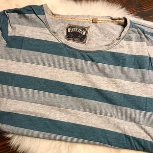 Jeremiah striped T-shirt size L